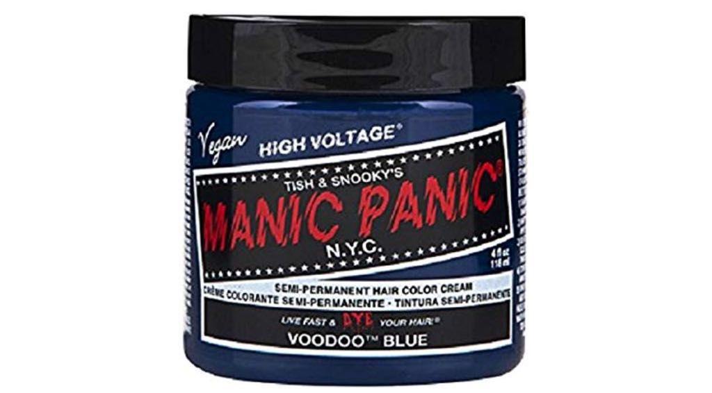MANIC PANIC Voodoo Blue - Tinta Semi-permanente