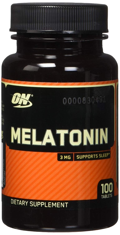 Melatonina ON 3mg  (100 tabletes)