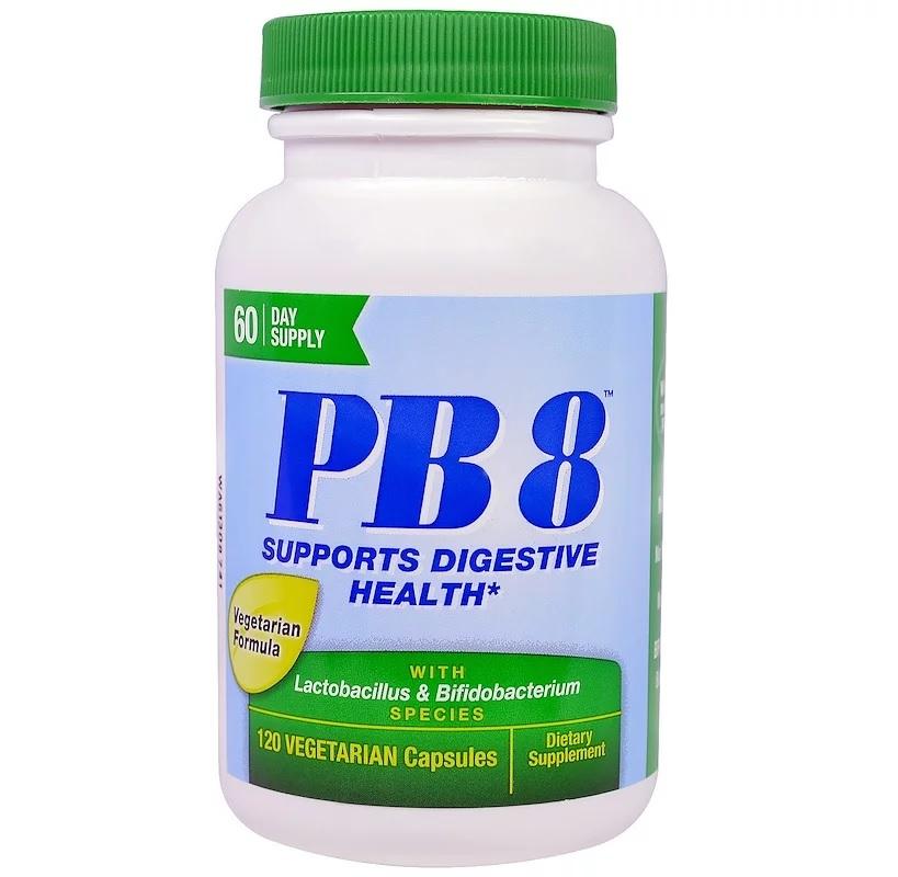 PB8 - Probiótico 14 Bilhões (120 Cápsulas Veganas)