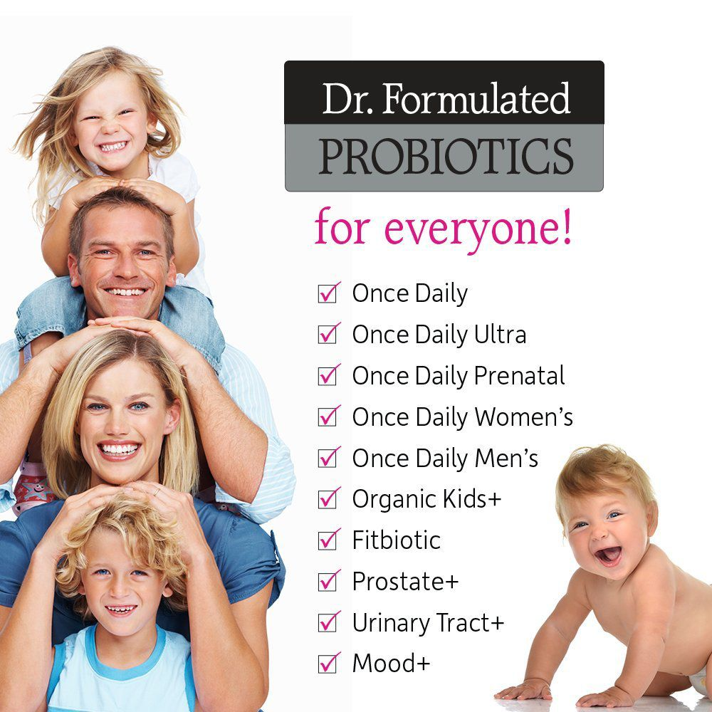 Probiótico Garden Of Life 50 Bilhões Feminino (30 Cápsulas Vegana)