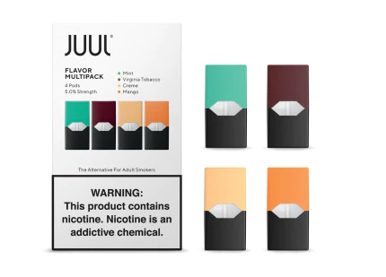 Juul - Flavor Multipack I Refil - 4 unidades