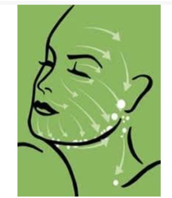 Roller Massageador Pedra de Jade