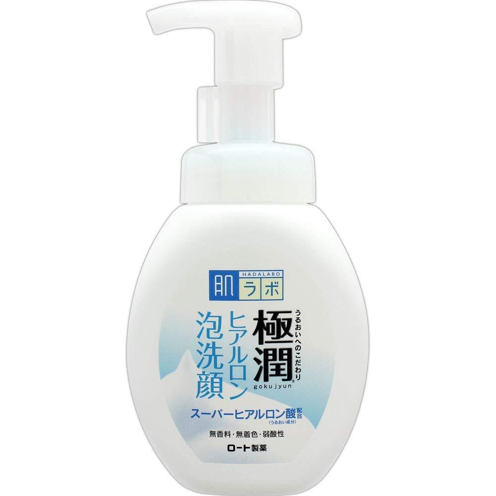 Sabonete com Ácido Hialurônico Hada Labo - Gokujyun (160ml)