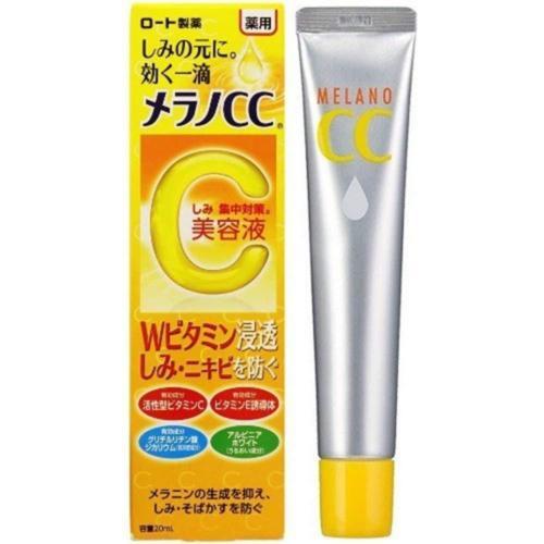 Sérum Clareador Japonês Mancha Acne Rohto Melano Cc (20ml)