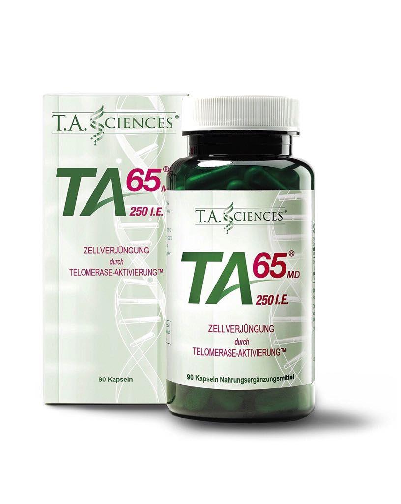 TA-65 Telomerase Activation - T.A SCIENCES (sob encomenda)