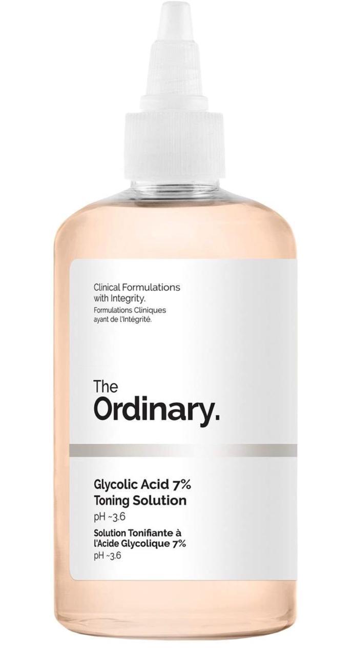 Ácido Glicólico - 7% Loção Tônica -The Ordinary -240ml