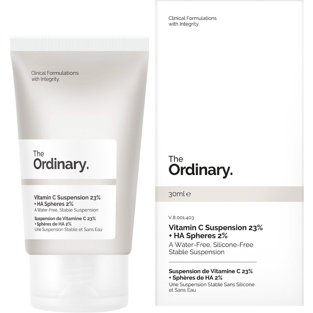 Vitamin C Suspension 23% + Ha Spheres 2%  - The Ordinary (30ml)