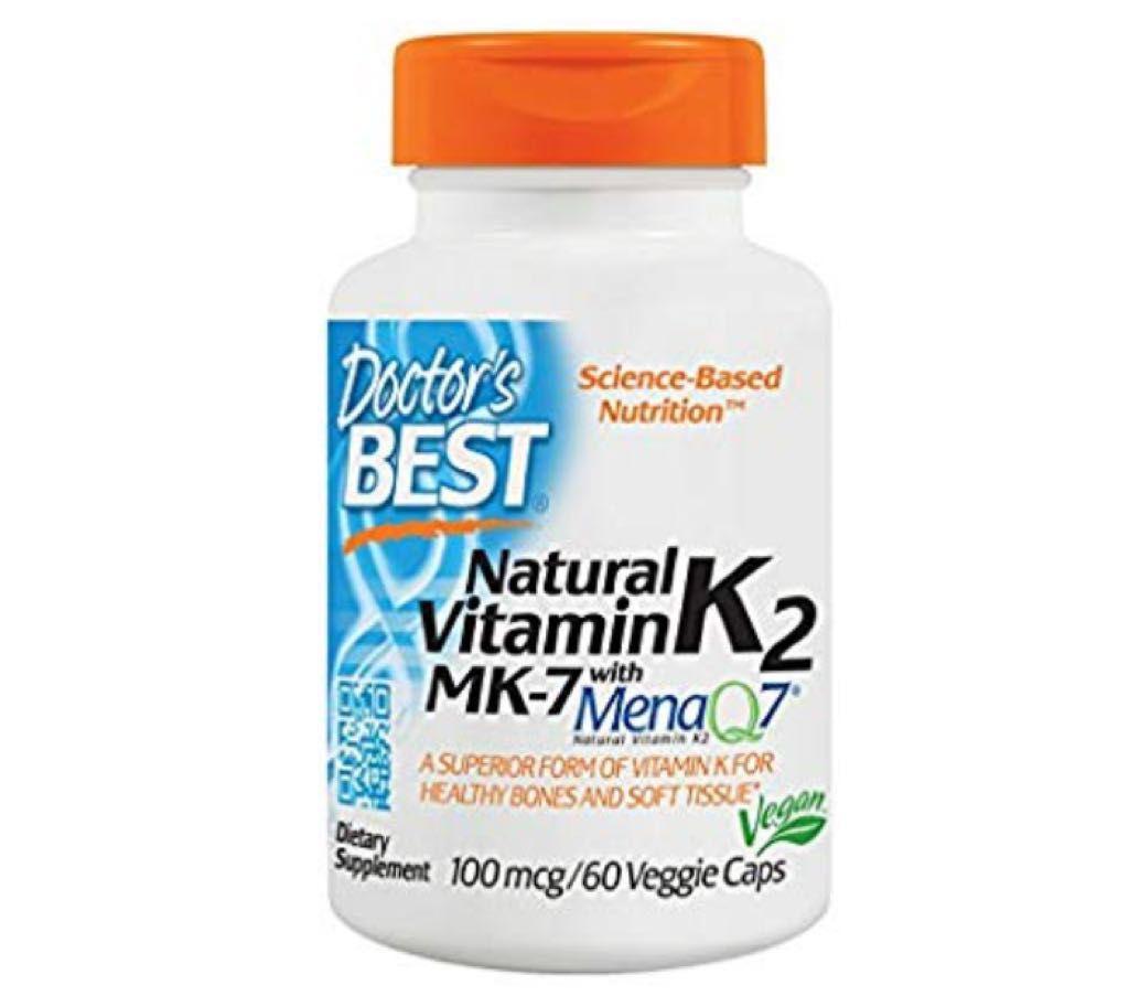 Tiro k1 k ou k2 vitamina