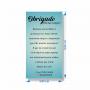 Cartão de Agradecimento ao Cliente - 4,8x8,8 cm