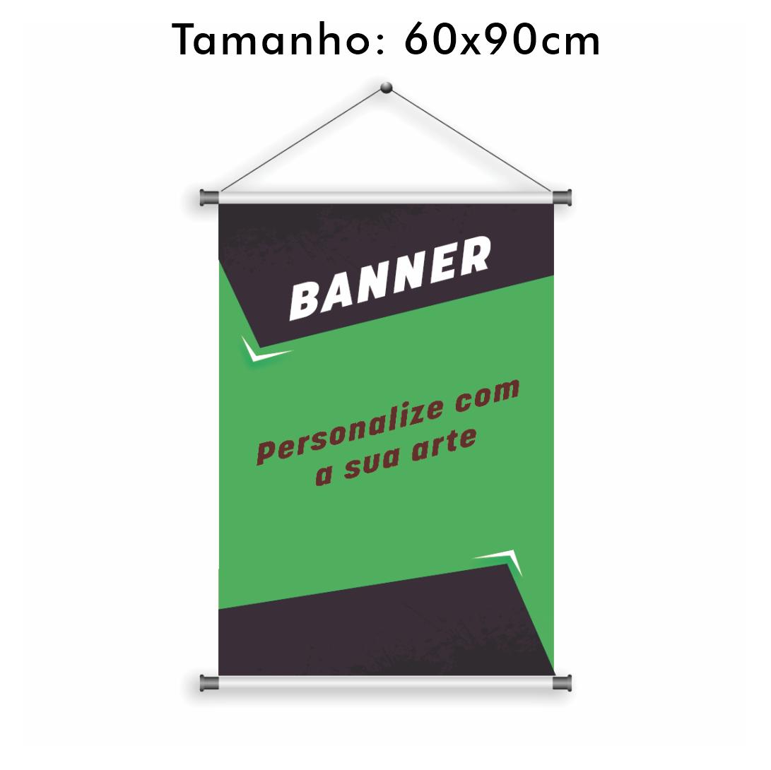 Banner Personalizado 60x90cm