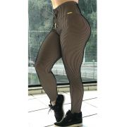 CALÇA LEGGING TRID BROWN
