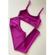 Conjunto Fitness Pink