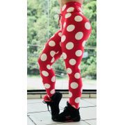 LEGGING BUMBUM FRANZIR POA RED