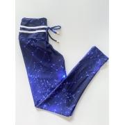 Legging Empina Bumbum Azul