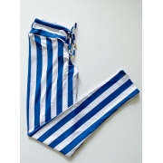 Legging Empina Bumbum Listrada Azul