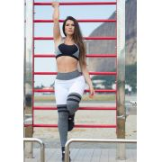 LEGGING LINEAR BRANCA