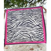 Pareo Animal Print Pink