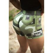 Shorts Camuflado Jungle Soldier