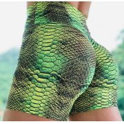 Short Bumbum Franzir Green Gold