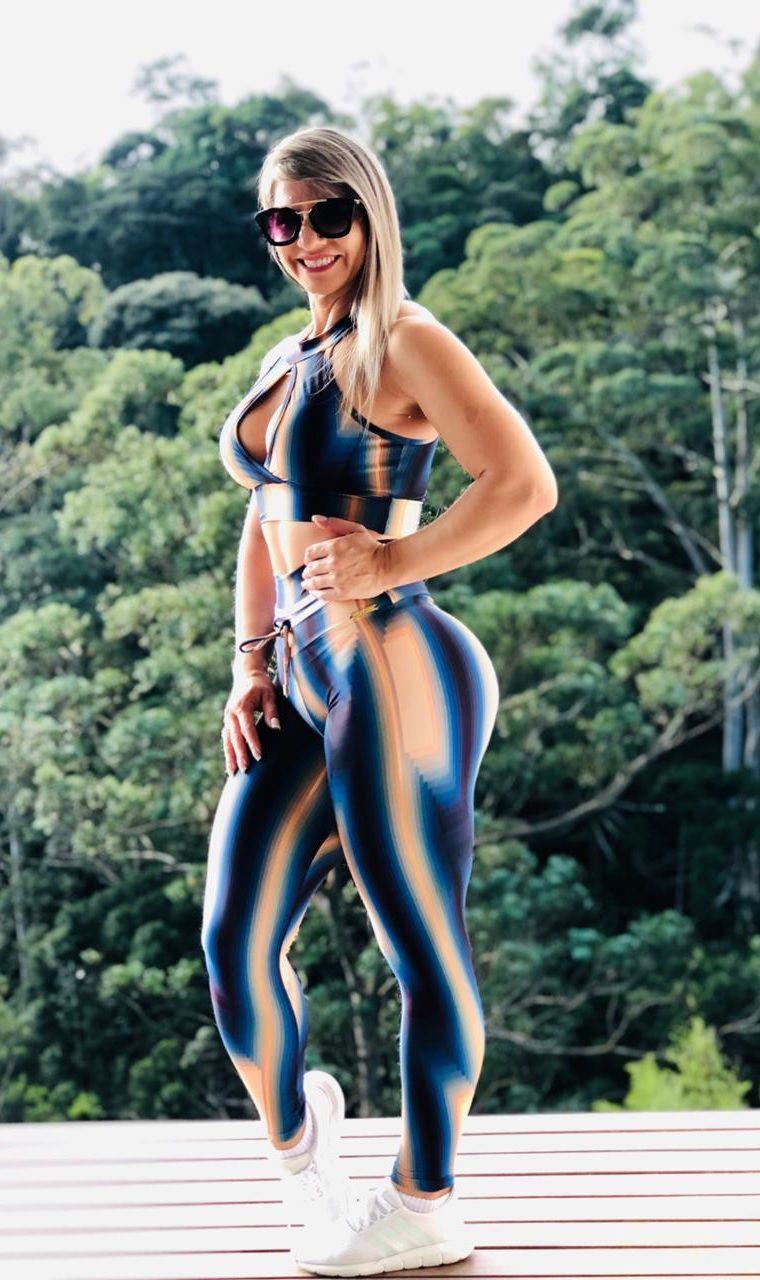 Conjunto Pamela Blue