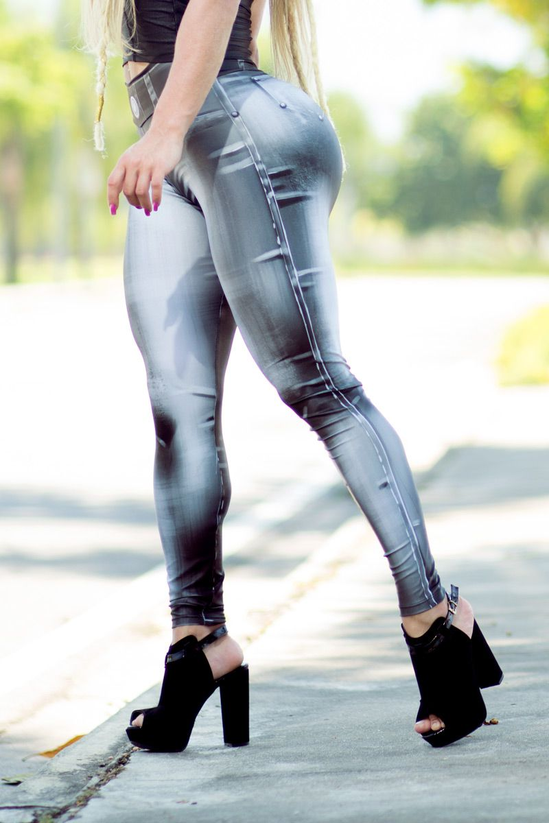 LEGGING DENIM PERFECT