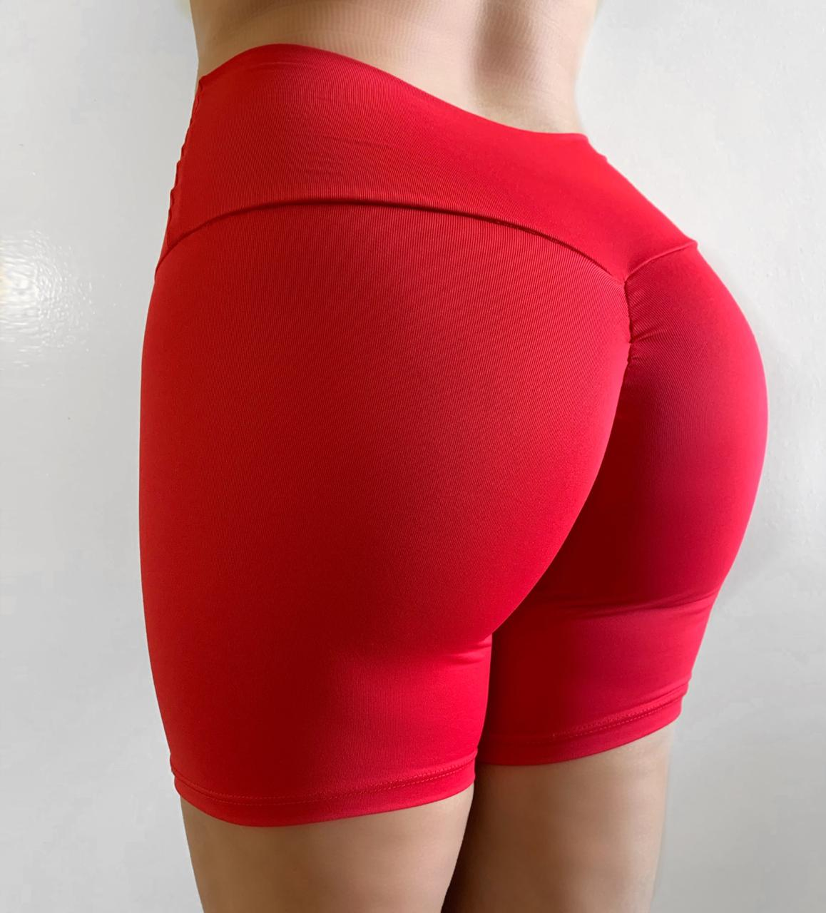 Shorts Bumbum Franzir Red