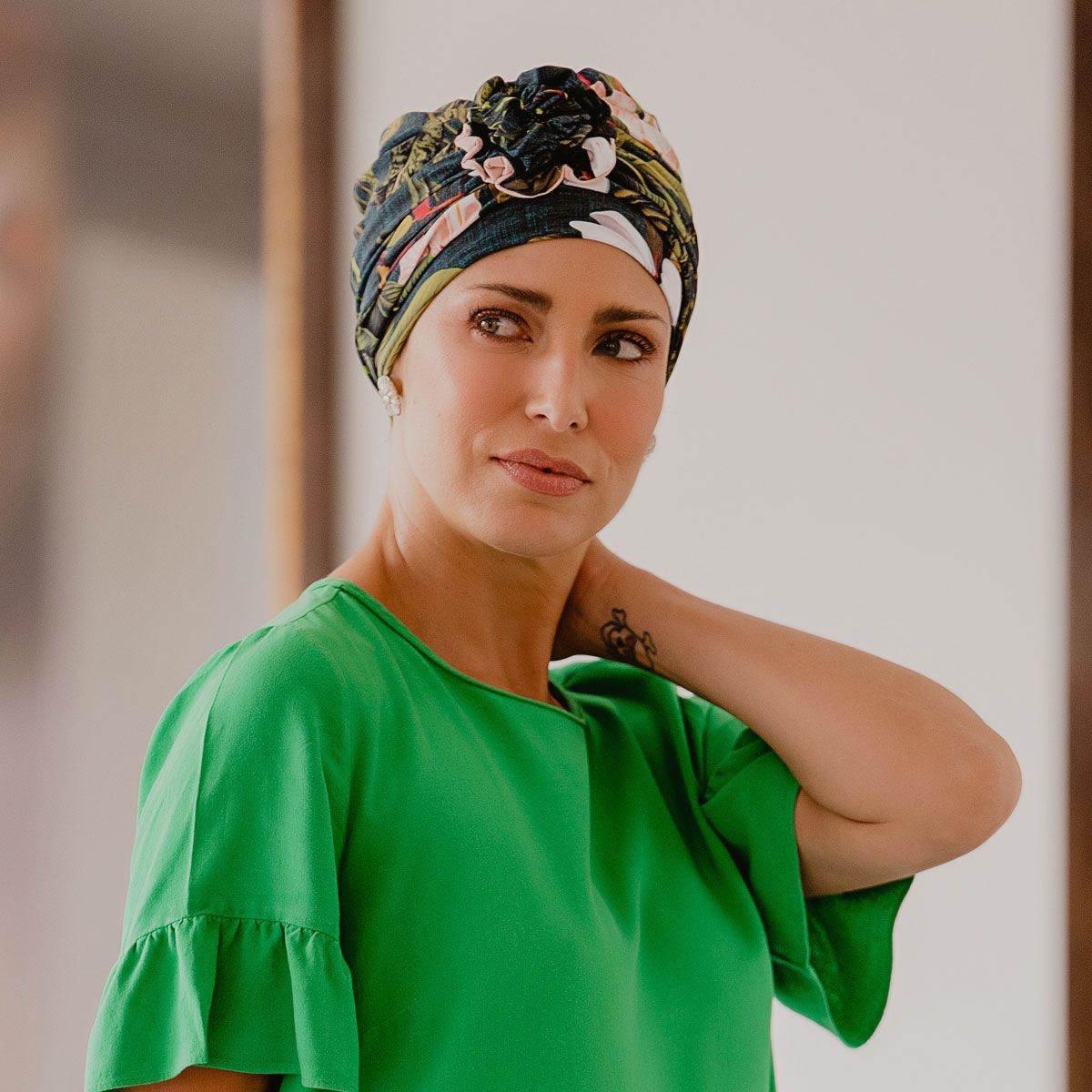 Turbante Feminino Fiore Catarina