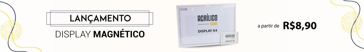 display magnético