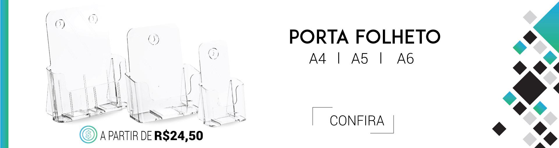 Porta Folheto