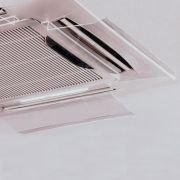 Defletor em Acrílico para Ar Condicionado Cassete 50X30cm