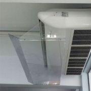 Defletor em Acrílico para Ar Condicionado Piso Teto