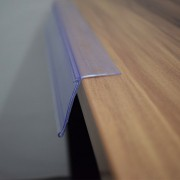 Etiqueta PVC para Prateleira - 50cm