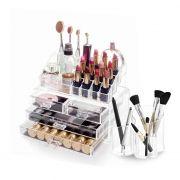 Kit Organizador de Maquiagem