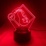 Luminária de Led - Signo Capricórnio