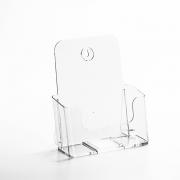 Porta Folheto com Bolsa A5 Vertical (15x21cm)