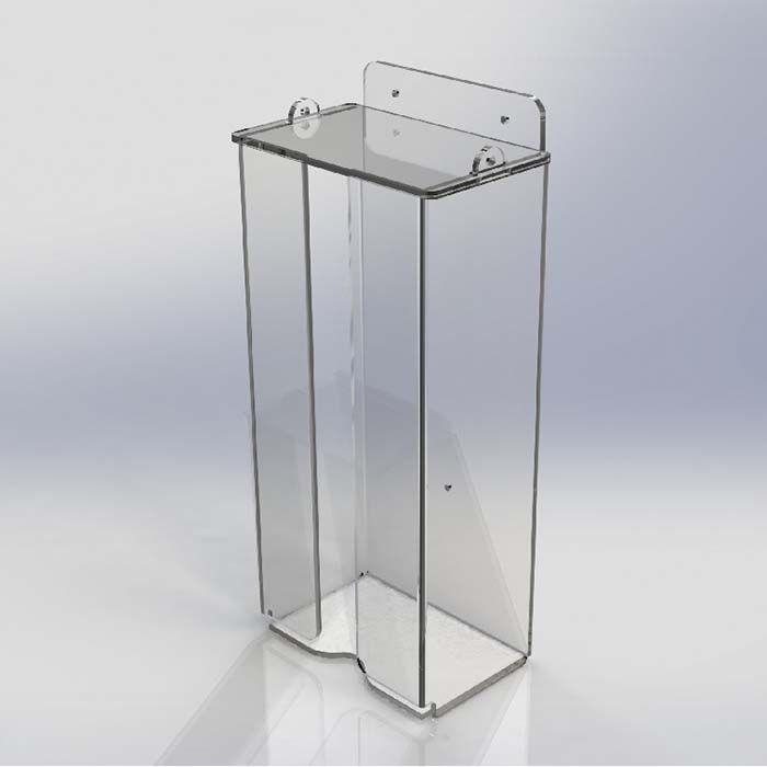 Dispenser / Dispensador de Preservativo Feminino