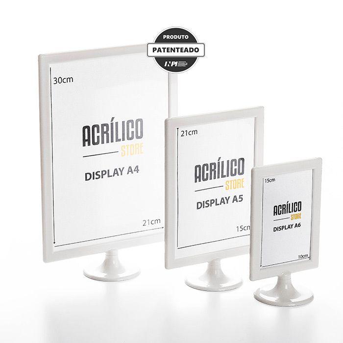 Display A5 (21x15cm)