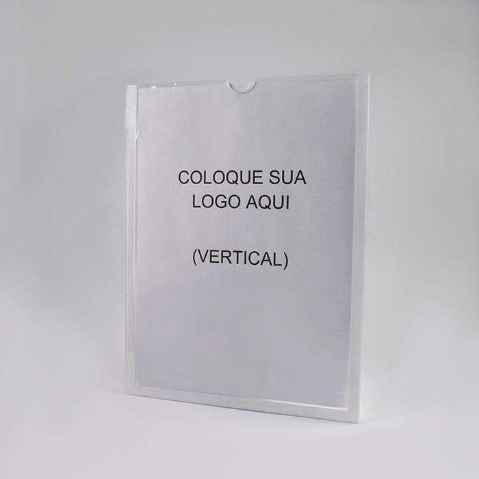 Display em Acrílico de Parede A5 (21x15cm) Kit 10, 20, 50 e 100 Peças