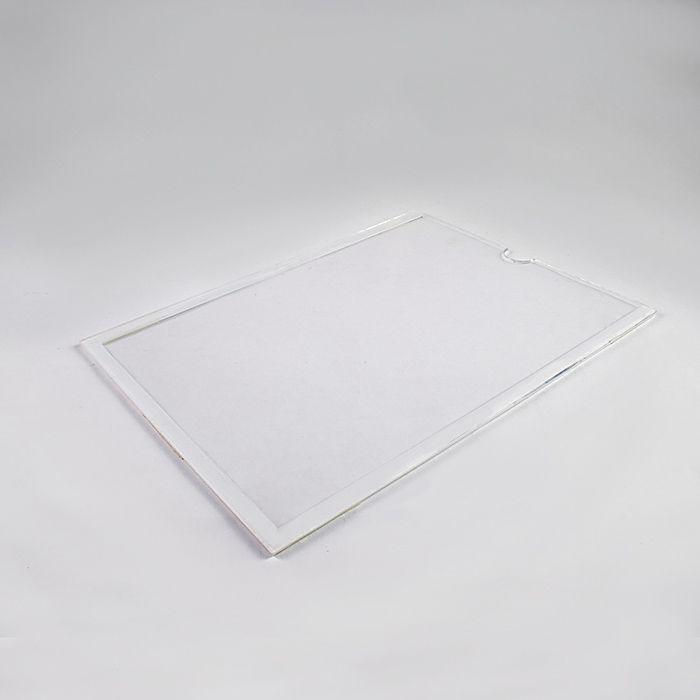 Display em Acrílico de Parede A6 (15x10cm) Kit 10, 20, 50 e 100 Peças