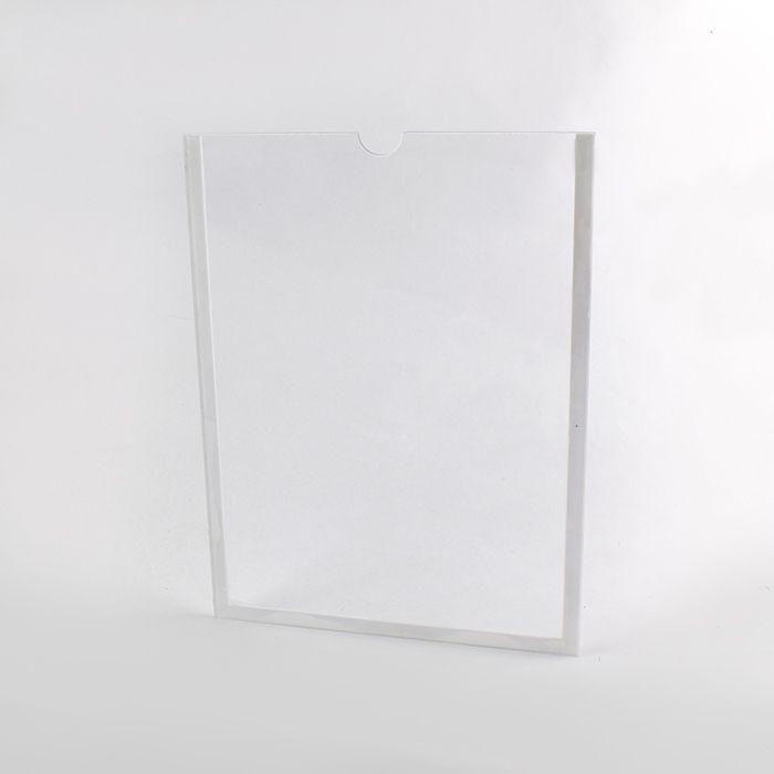 Display em Acrílico de Parede A1 (84x59cm) Kit 10 Peças