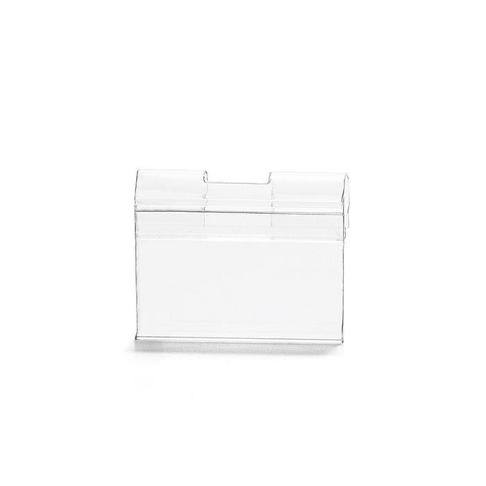 Etiqueta PVC para gancheiras 30x45mm – Kit 50 a 1000 peça