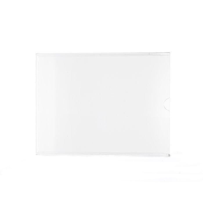 Kit Display em Acrílico Duplo A4 Horizontal (30x21cm) - 100 peças