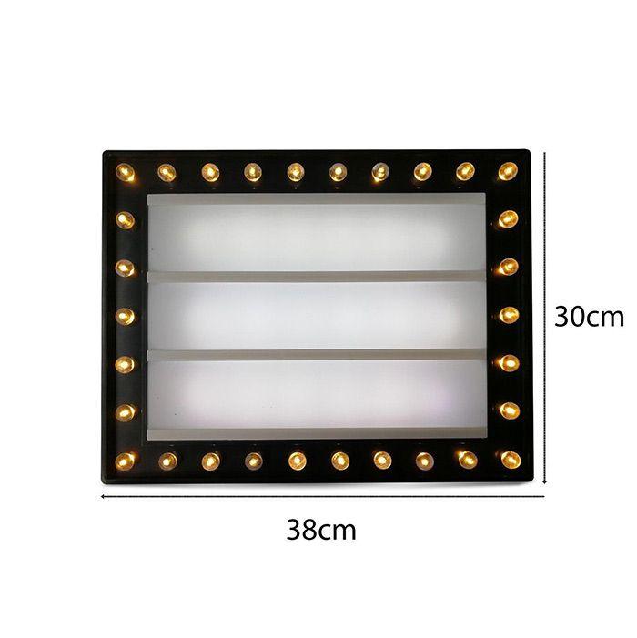 Kit Lightbox e Luminária de Câmera