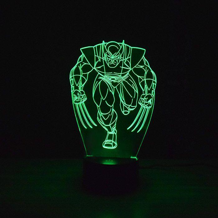 Luminária de Led - Wolverine