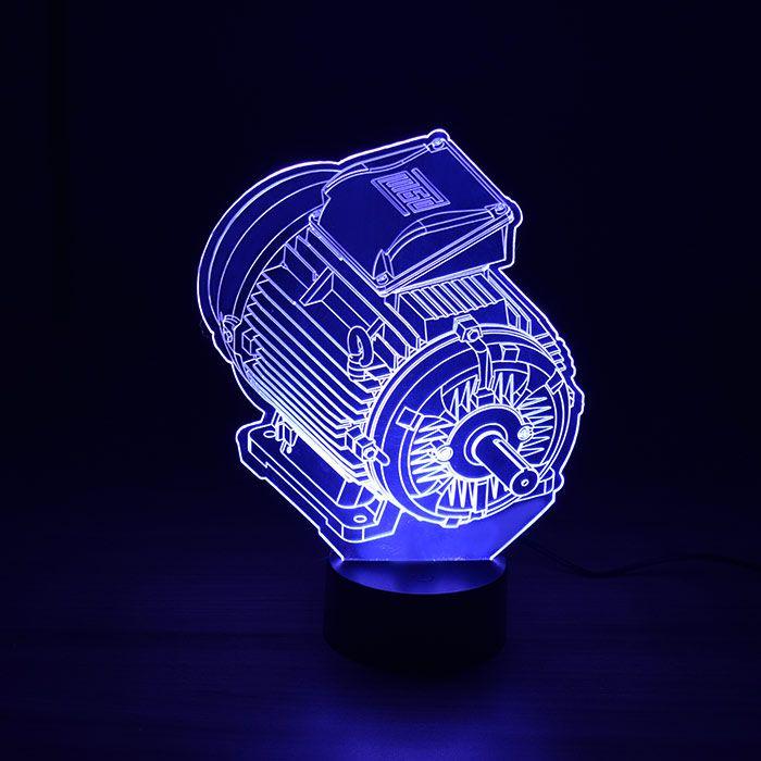 Luminária de Led - Personalizada para sua Marca