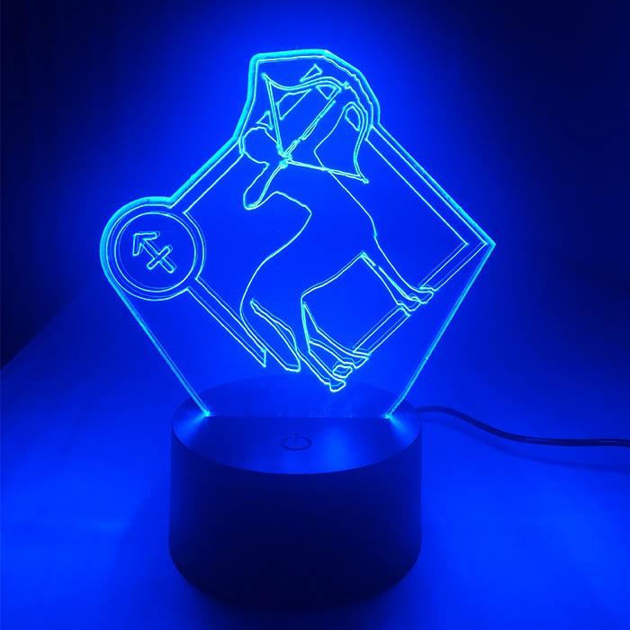 Luminária de Led - Signo Sagitário