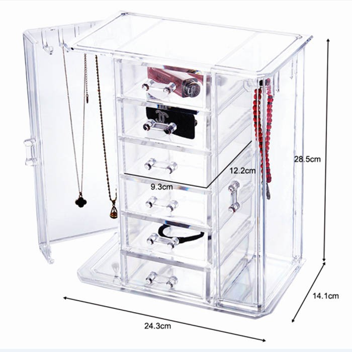 Organizador / Porta Maquiagem e Joias