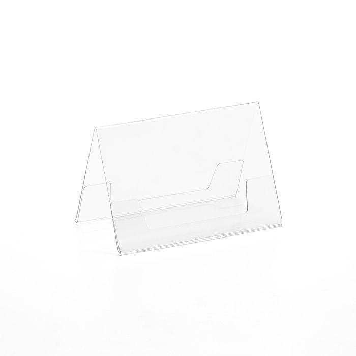 Prisma de Mesa 8x12cm - Kit 10, 25, 50 e 100 Peças