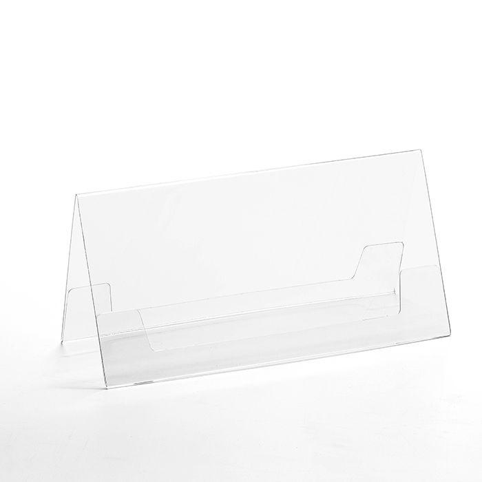 Prisma de Mesa 10x20cm - Kit 10, 25, 50 e 100 Peças