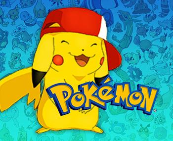 Pokemon é na Place